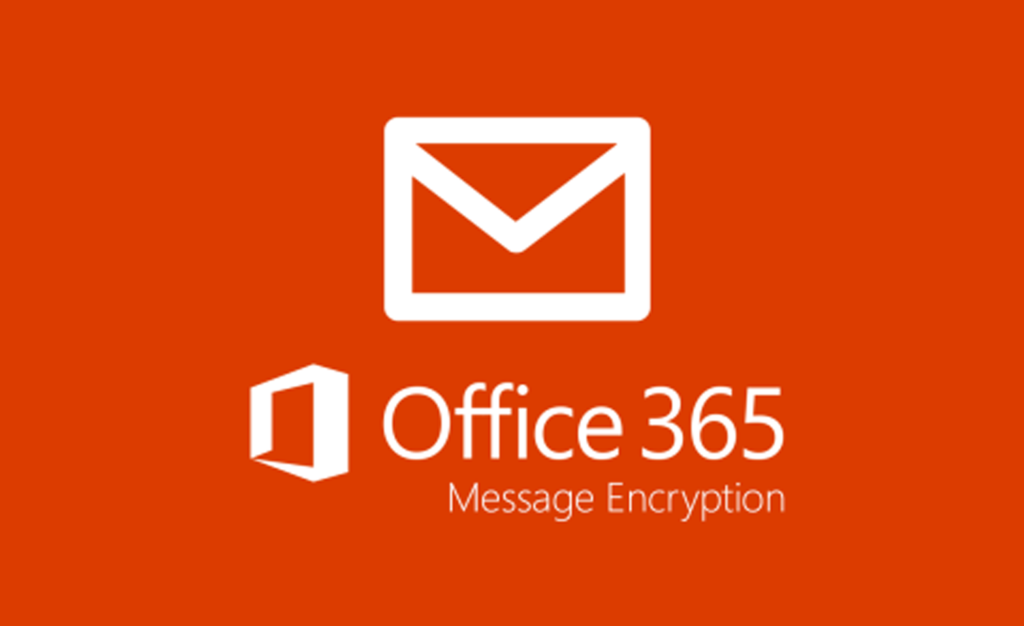 office 365 message encyrption logo